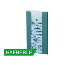 Halterung für Hygienebeutel